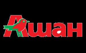 ашан лого